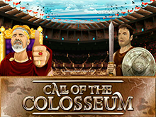 Call of the Colosseum - автомат от казино Вулкан 24
