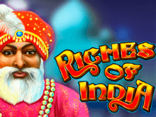 В казино Вулкан 777 Riches Of India